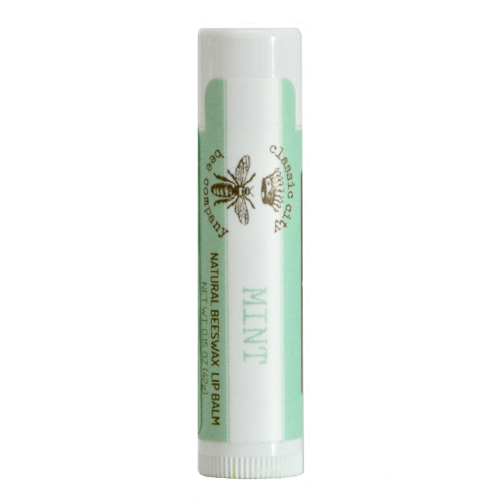 Natural Beeswax Lip Balm - Classic City Bee Company