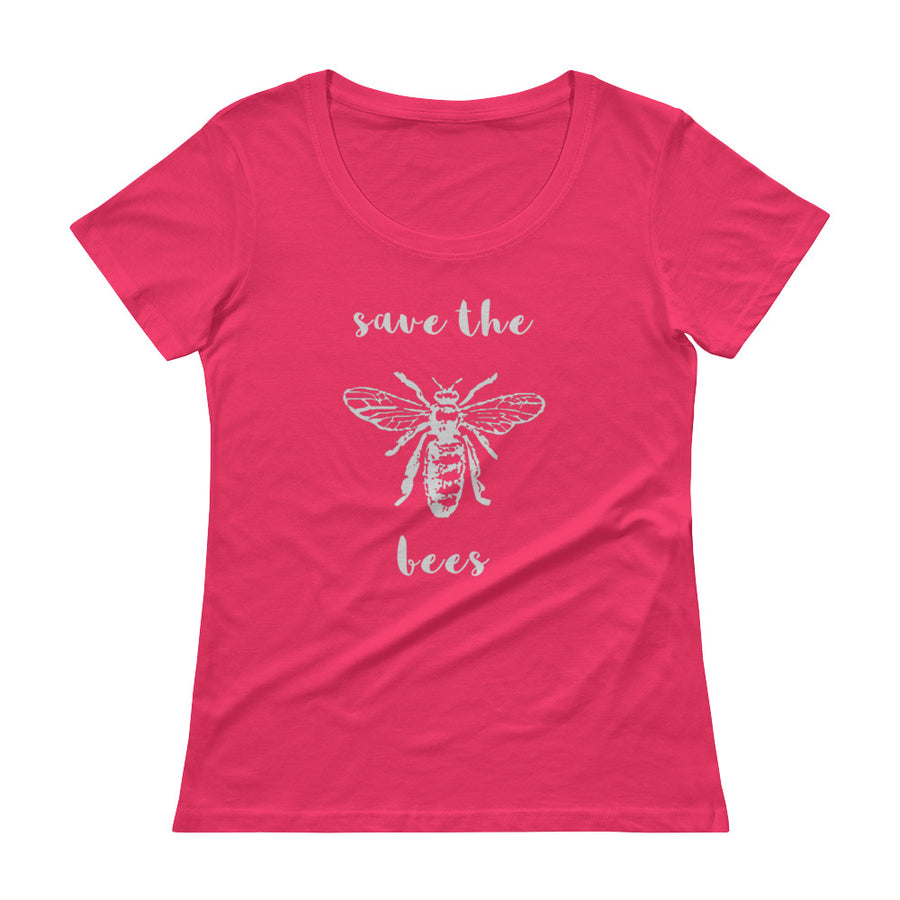 Save The Bees T-Shirt - Classic City Bee Company