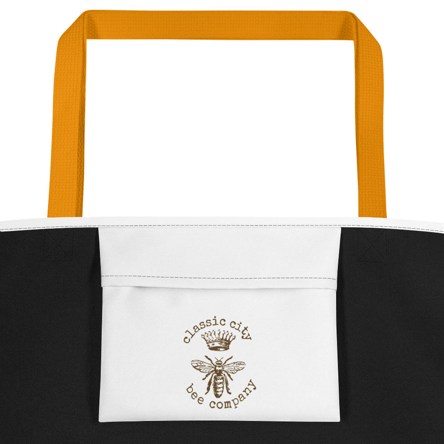Beach Bag - Classic City Bee Company