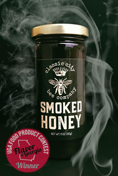 Smoked Honey - Classic City Bee Company