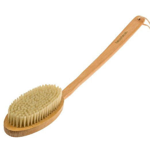 Extra Long Wooden Handle Brush