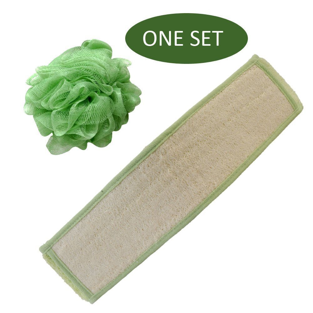 Loofah Back Scrubber