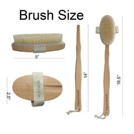Detachable Bath Brush