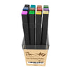 Pen-Art Twin Tip Drawing Marker 12 colors
