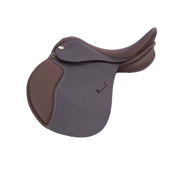 JC Berlin All Purpose Saddle X-Wide Width