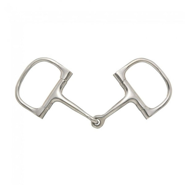 D-ring Jointed Snaffle - Sterling Steed Enterprises - 1