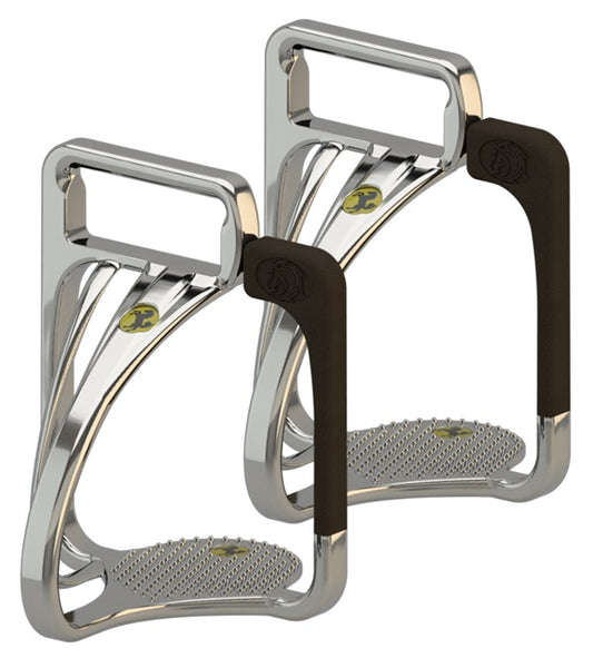 STS (Space Technology Safety) Western Stirrups Irons