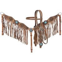 Selena Headstall and Breastcollar Set