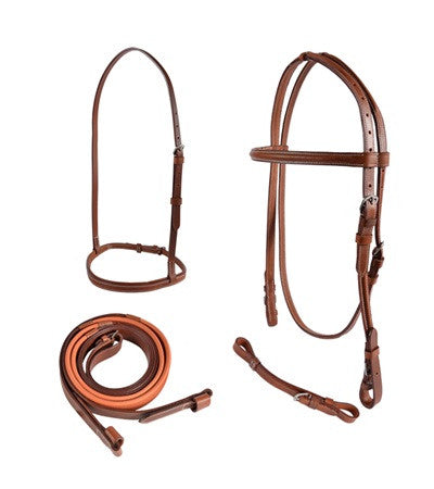 Leather Race Bridle Set