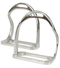 Stainless Steel Safety Stirrups - Sterling Steed Enterprises