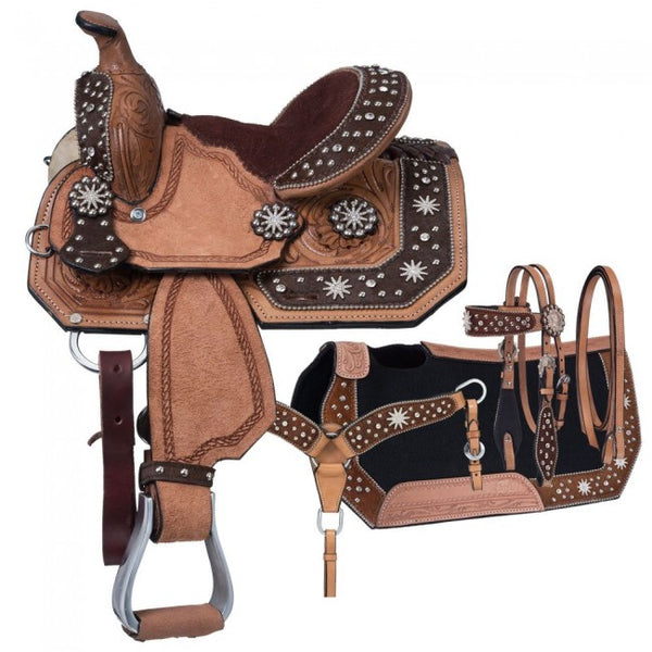 Western Saddle Package-High Noon Miniature Horse Saddle Package