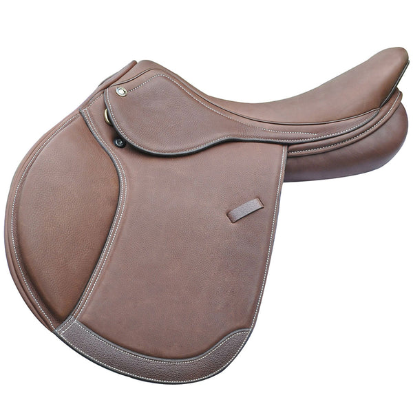 Intrepid Gold Deluxe Saddle with IGP System