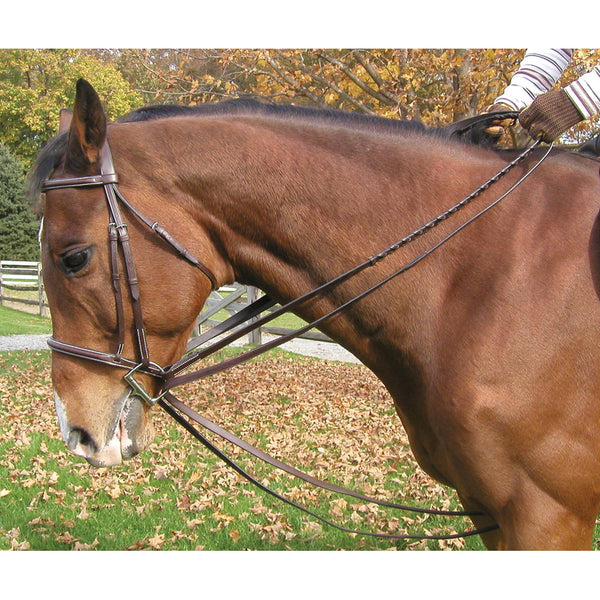 Legacy Premium Draw Reins - Sterling Steed Enterprises