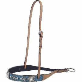 Trinity Collection Noseband - Sterling Steed Enterprises
