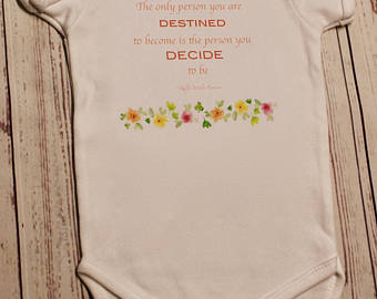 Decide Your Destiny- Baby Onesie or T-Shirt