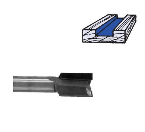 Whiteside Straight Cut Cabinet Dado Router Bits for Undersized Plywood