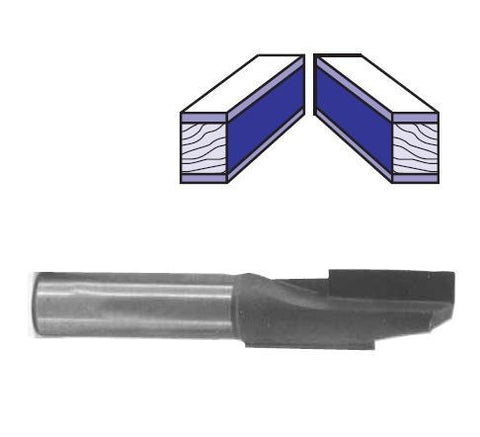 Whiteside Up/Down Staggertooth Router Bits