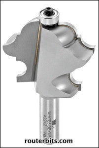 Whiteside Classic Multi-Form Router Bits