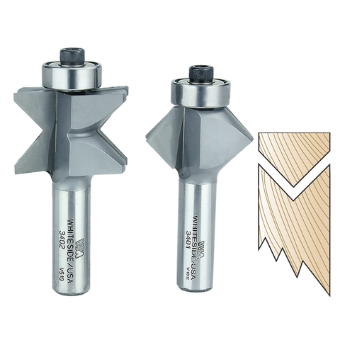 Whiteside Edge Banding Router Bit Set