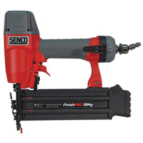 "SENCO FinishPro 18MG, 2-1/8"" 18-Gauge Brad Nailer"