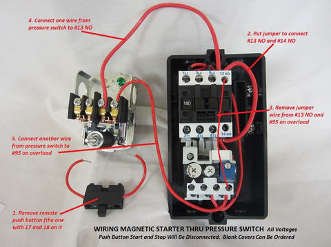Magnetic_Starter_Wiring_Thru_Pressure_Switch_f812b7ce e0f7 4621 a267 c7817c6d8ab8_large?v=1465915122 magnetic motor starter 3 phase 440 460v pmc machinery & tools 3 phase motor starter wiring at webbmarketing.co