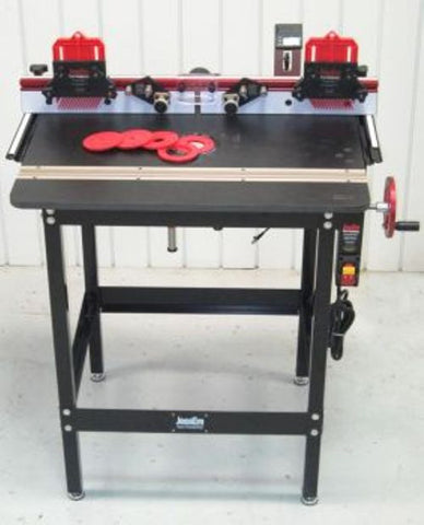 JessEm Mast-R-Lift Excel II Premium Router Table Package