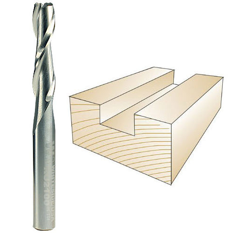 Whiteside Solid Carbide Standard Spiral Router Bits