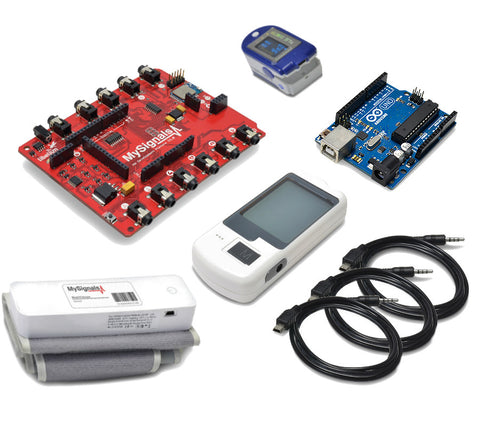 HTA y Diabetes Kit Monitor para Arduino (OEM)