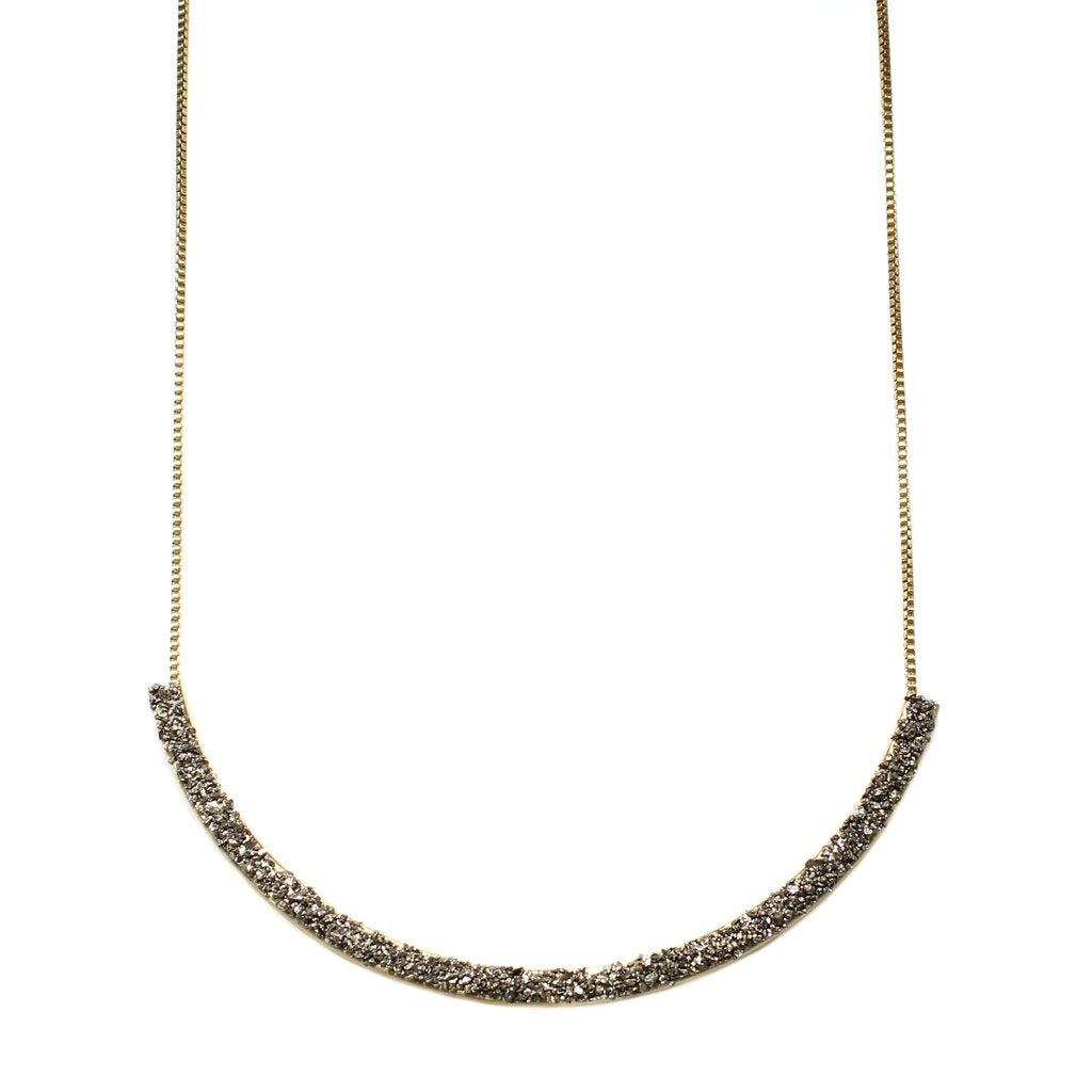 Curved Necklace