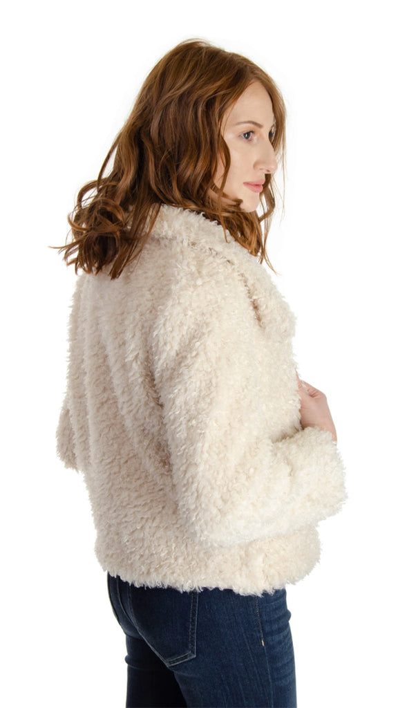 Elan Teddy Bear Jacket