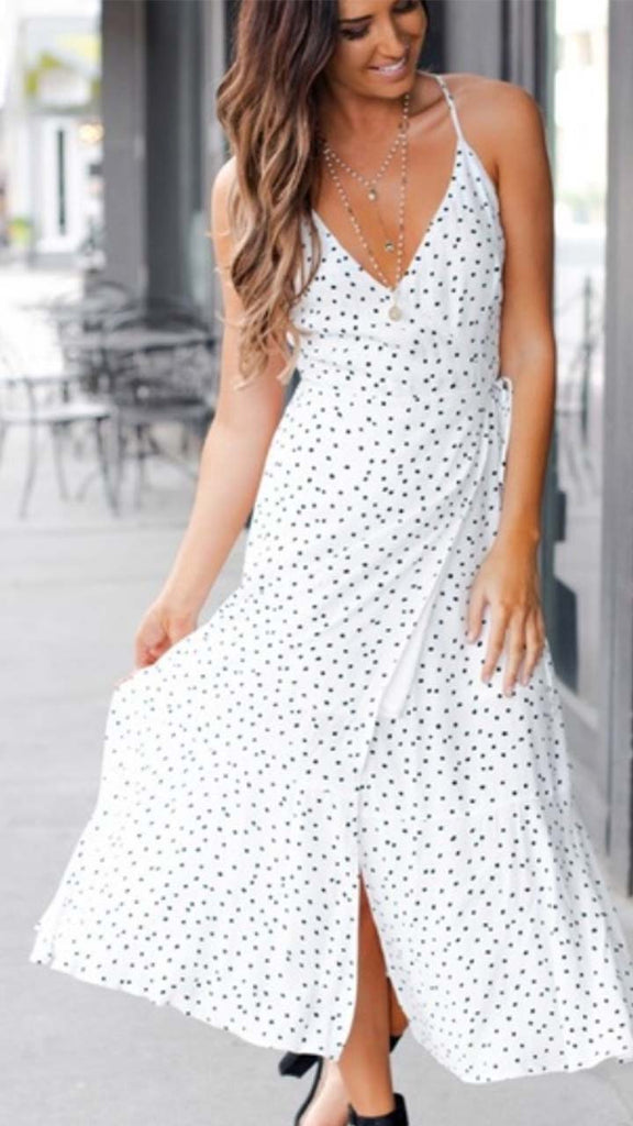 Reset by Jane Polka Dot Midi