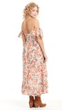 Patrons of Peace Floral Maxi Dress