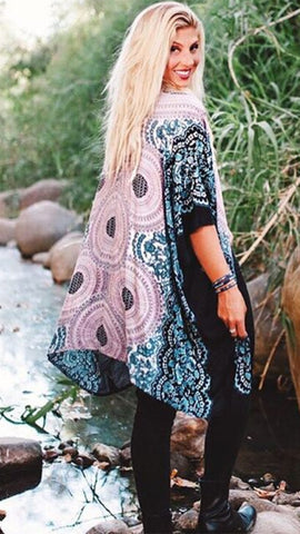 Patrons of Peace Maxi Dress