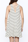Lainey Crossback Dress