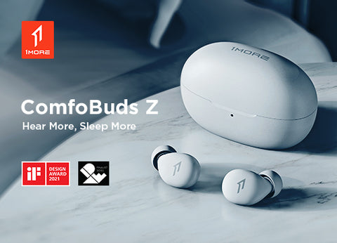 1MORE Launched ComfoBuds Z to Bring Better Sleep