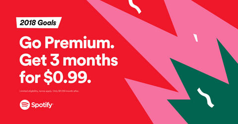 Get 3 Months Of Spotify Premium For 99 1more Official Store