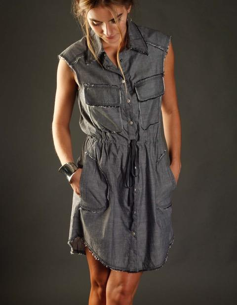 Emotive Shirtdress