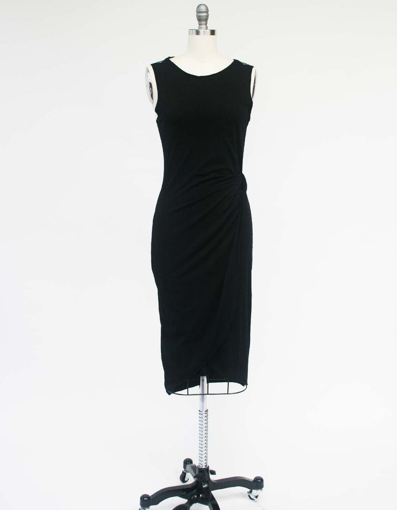 Saddleback Dress