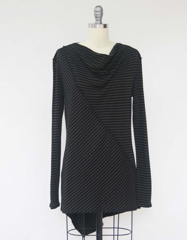 Cypher Cowl Tunic/Mini
