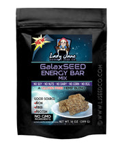 GalaxSEED ENERGY BAR MIX | RAW BAR HEMP BLEND-Hemp Food Products-ladyjaneseedco-Lady Jane Gourmet Seed Company
