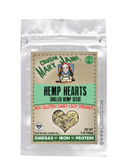3lb CMJ HEMP HEARTS | RAW HULLED HEMP SEEDS | Best Buy-Hemp Food Products-cousinmaryjane-Lady Jane Gourmet Seed Company