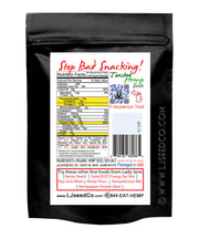 (4.2oz Bag) TOASTED HEMP SEEDS w/ SEA SALT-Hemp Food Products-ladyjaneseedco-Lady Jane Gourmet Seed Company