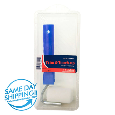 "Trim & Touch-Up™ - 2"" - Mini Roller Kit - High Density Foam - 3 Pc"