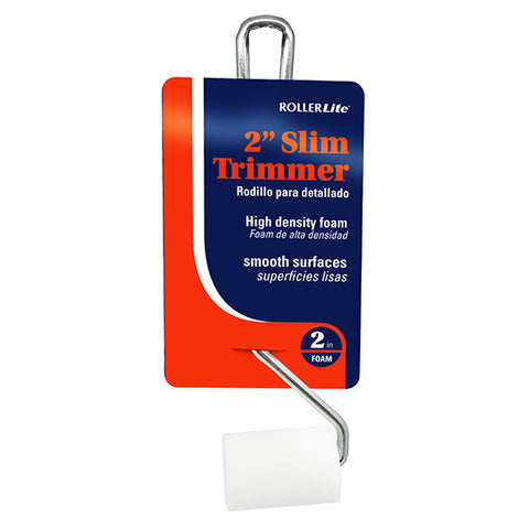 "Slim Trimmer™ - 2"" - Mini Roller Assembly - High Density Foam"