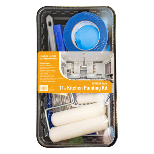 Easy Paint Kit For Kitchens - 11 Pc