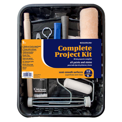 Complete Project Kit (All Purpose™) - Polyester Knit - 9 Pc