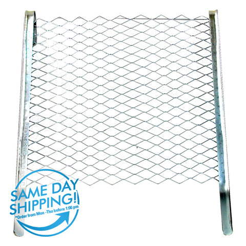 Metal Bucket Grid - 5 Gallon - Reinforced on 2 Edge
