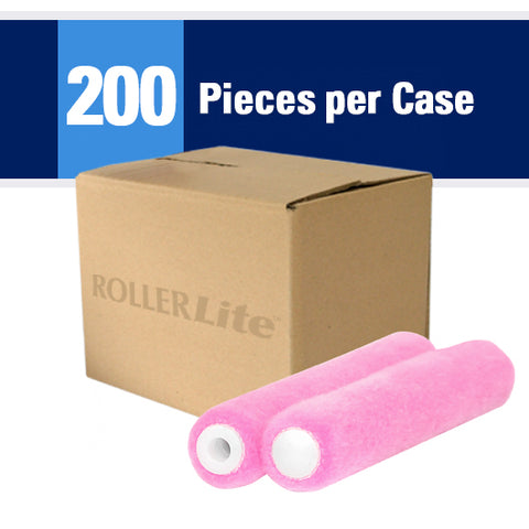 "6"" x 1/4"" Mo-Tech Mini Rollers (case of 200)"