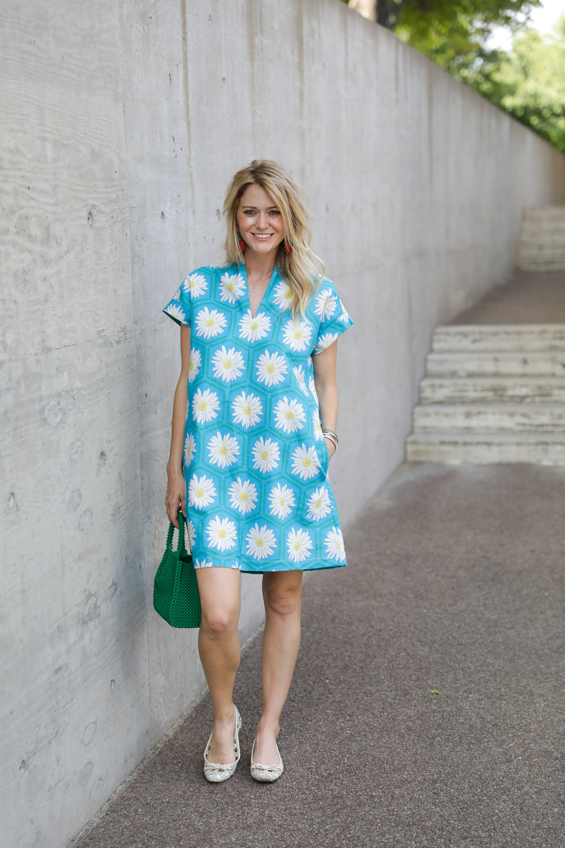 Spring Nancy Dress