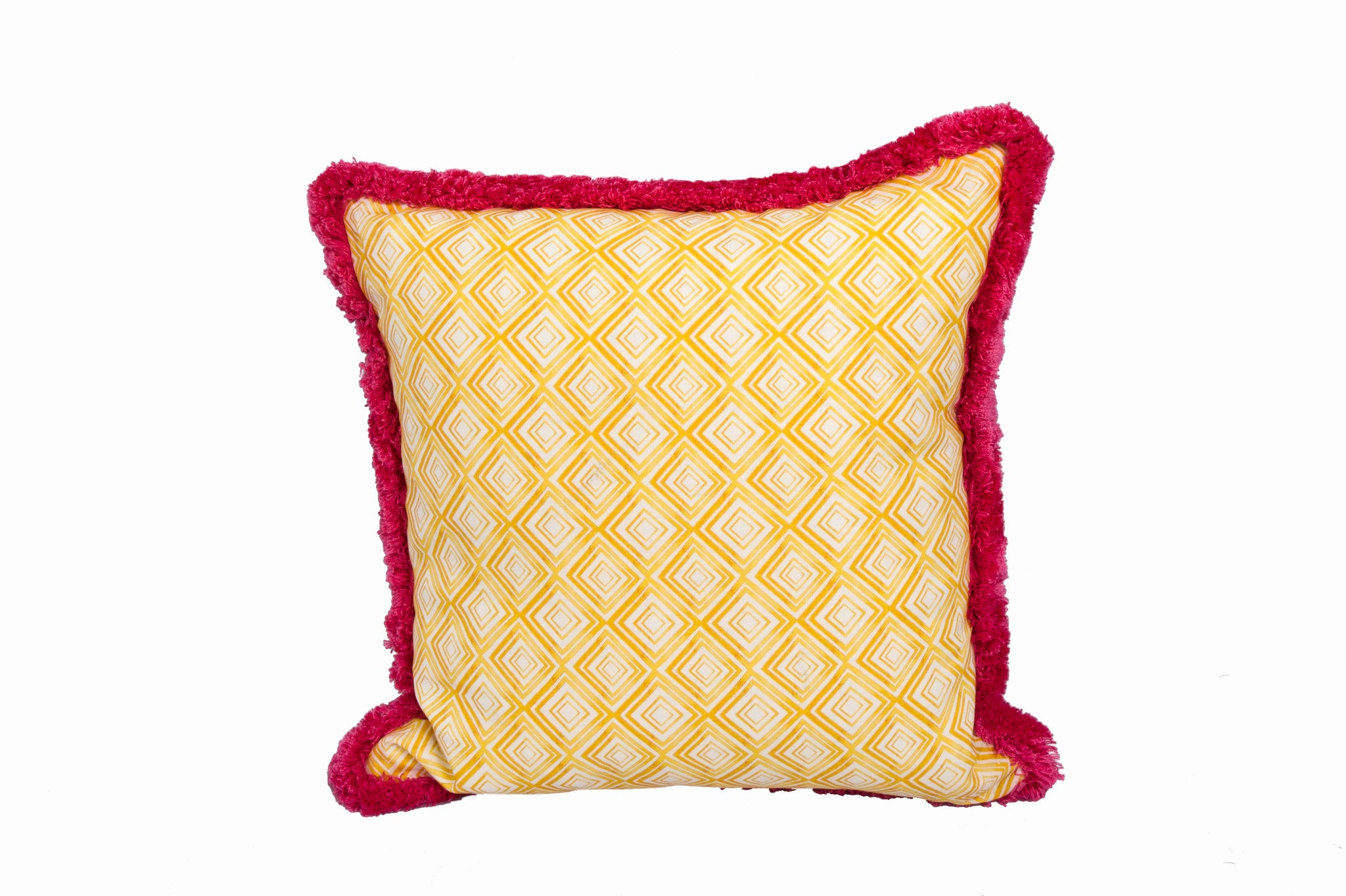 Palm Beach Diamond Pillow